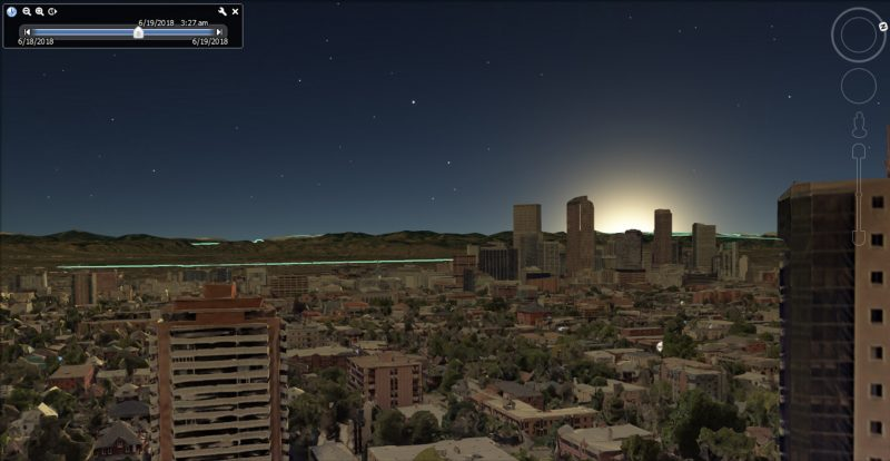 Use Google Earth For Filmmaking