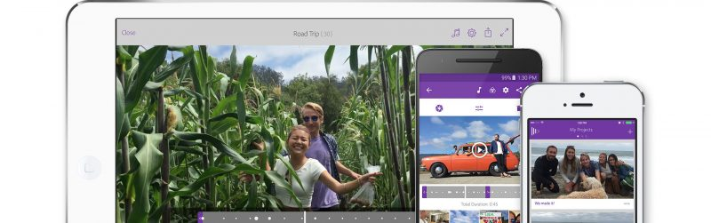 Edit videos on your smart phone