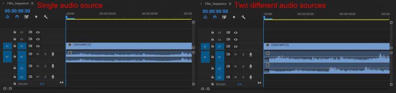 Premiere Pro Correct Audio Channel Setup