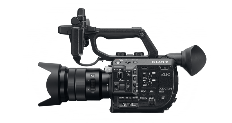Sony FS5 Camera for Corporate Video Making