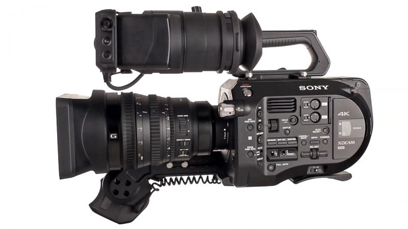Sony FS7 Professional Video Camera