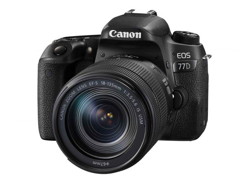 77D Canon Vlogging Camera