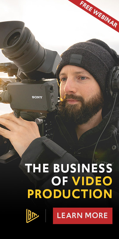 Learn the business of video production